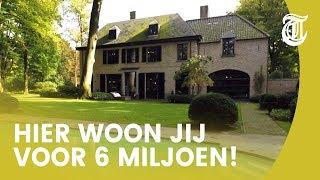 Gigantische villa vol luxe - DUURSTE HUIZEN VAN NEDERLAND #11