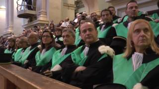 Laurea ad honorem a Vittorio Ghisolfi