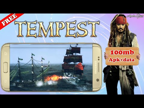 Tempest Free Download On Android | Apk+Obb | Offline | Hd Gameplay By AndroStar