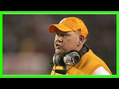 Phillip fulmer becomes acting tennessee ad after 'sabotaging' john currie's search for a football c