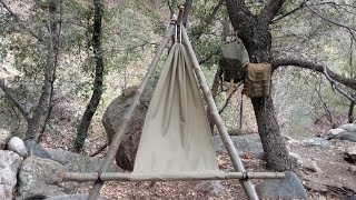The Bushcraft Camp Chair