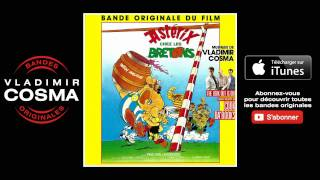Cook Da Books - The Look out Is Out - BO Du Film Astérix Chez Les Bretons