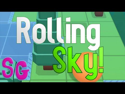 I DARE YOU TO TRY!!! | ROLLING SKY (Mobile...