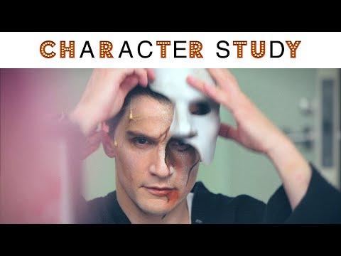 Character Study: LOVE NEVER DIES' Gardar Thor Cortes