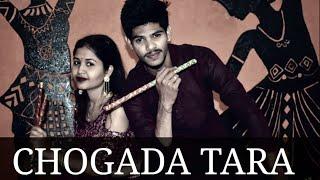 Chogada tara | Dance cover |loveratri | D-won Dance crew | Vikram Choreography | Darahan raval