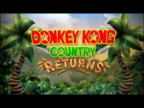 Donkey Kong Country Returns (OST) - 57. Life In The Mines Returns