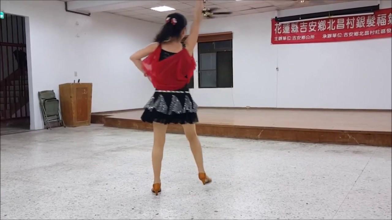 為你唱的歌-北昌舞蹈班楊東玉老師示範 - YouTube