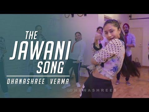 The Jawaani Song – Student Of The Year 2    Dhanashree Verma