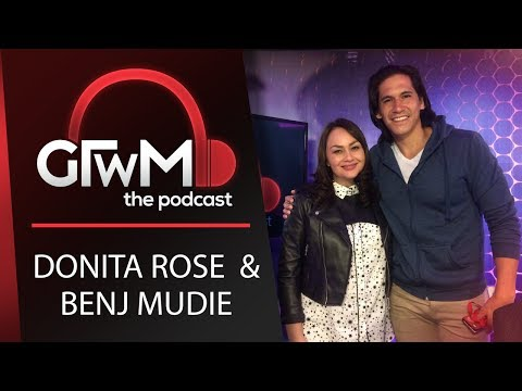 GTWM S05E081 - Donita Rose and Benj Mudie on Trust Issues and Murderous Intentions