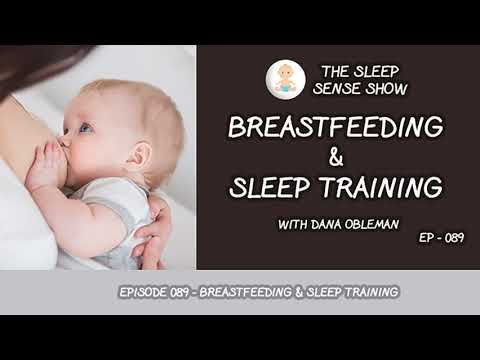 Should my breastfed baby sleep through the night