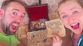 New Treasure Hunt Adventure In Resort! The Beach House
