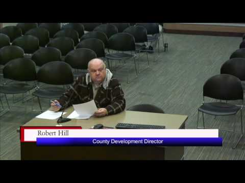 Brookings County Commission 2016-12-06