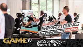 Game TV Schweiz - Swiss Simracing Series 2020 - Brands Hatch GP