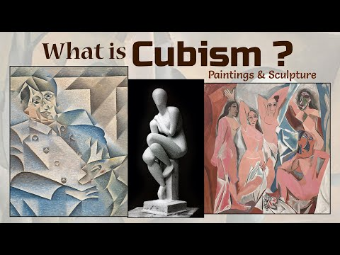What is Cubism ? | Paintings & Sculpture | History of Cubism