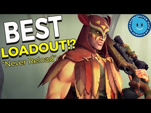 Paladins: New Champion Strix Gameplay and Loadout! Crack Shot Legendary and Top Damage!