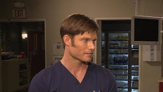 Grey's Anatomy: Chris Carmack Reacts to McCountry-Grey Shippers