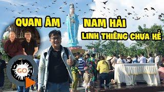 15.000 Phật tử chấp tay cầu nguyện lúc 12h khuya ngày Vía Quan Âm Nam Hải và Chuyện chưa bao giờ kể