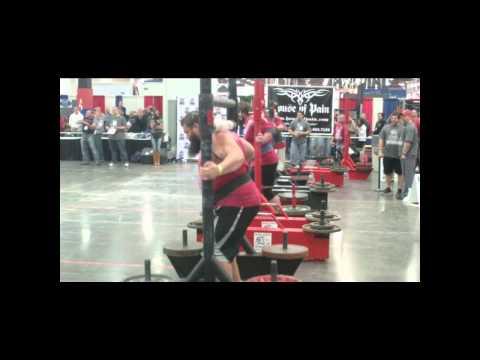 2012 Arnold Amature World Championships Derek DeVaughan