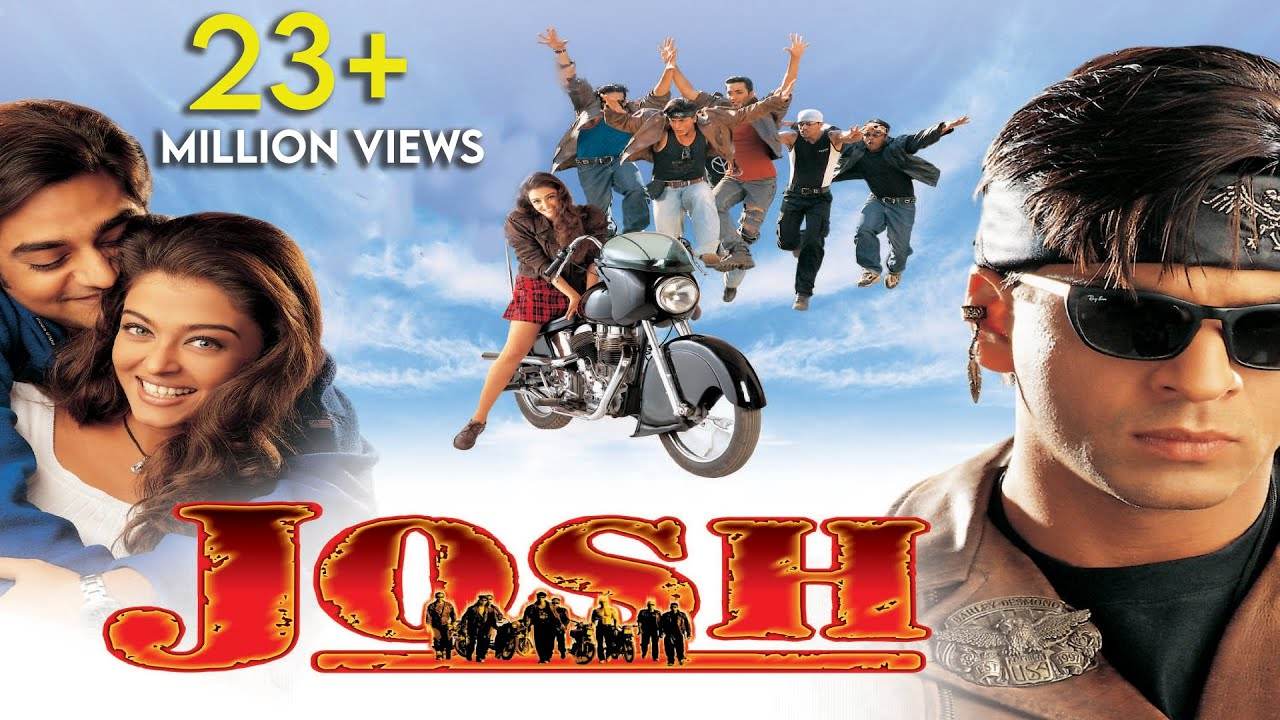 Download Josh | Full Hindi Movie | Shah Rukh Khan & Aishwarya Rai | Full HD 1080p