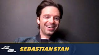 Sebastian Stan Says Anthony Mackie Struggles with Social Distancing