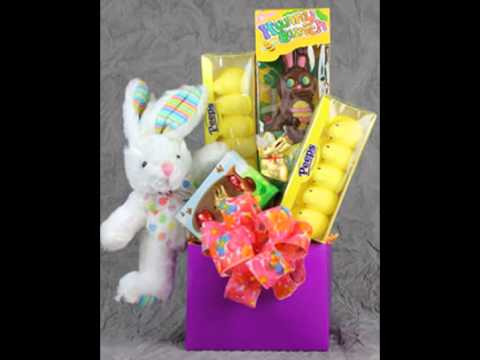 Easter gift baskets canada youtube easter gift baskets canada negle Gallery