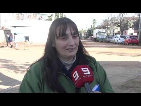 Informe sobre el barrio La Bianca, en Concordia
