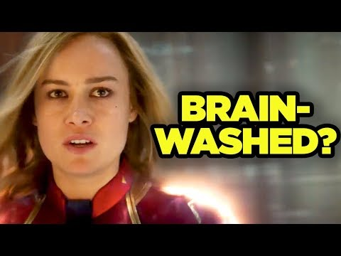 Captain Marvel Theory - Villains Actually Heroes? (Kree Conspiracy!)