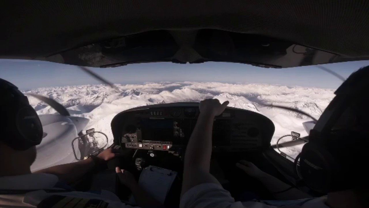 Pilot Flight Academy - Flight to Ørsta-Volda lufthamn, Hovden (HOV)