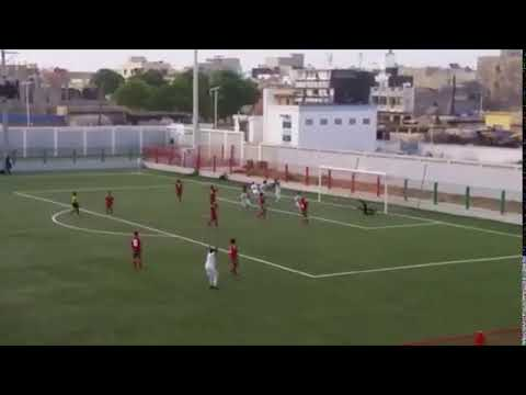 Maty Cissokho - Senegal National Team U20 - Left Back - 20/04/1998 (Maroc vs. Senegal 2017)