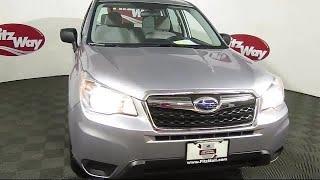 2014 Subaru Forester SUV 4dr Auto 2.5i Pzev Gaithersburg  Germantown  Clarksburg  Rockville  Urbana