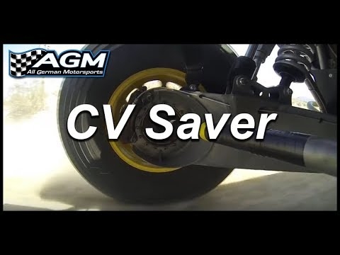 AGM CV Savers | If you have CV joints, this is a must see. - Keep more grease in your CV's