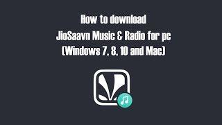 JioSaavn Music & Radio – including JioMusic For PC (Windows & MAC) screenshot 3