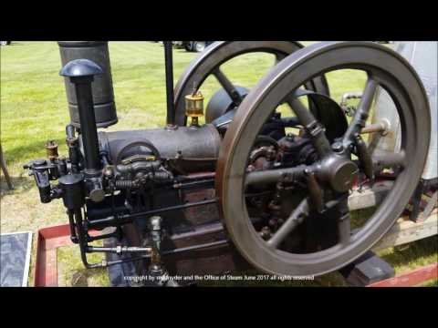 Whately Engine Museum Show 2017