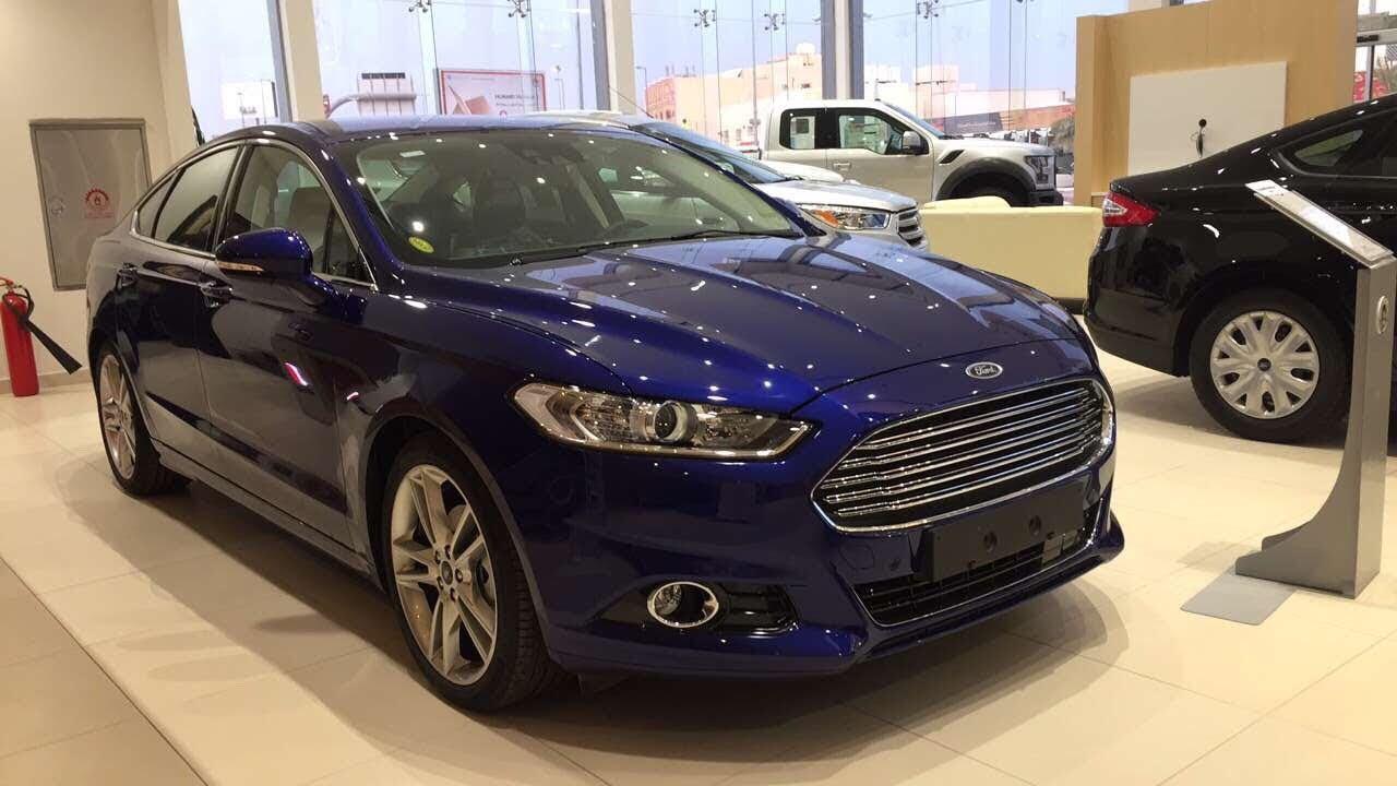 فورد فيوجن ٢٠١٧ 2017 Ford Fusion نقلت فرع الدرعيه