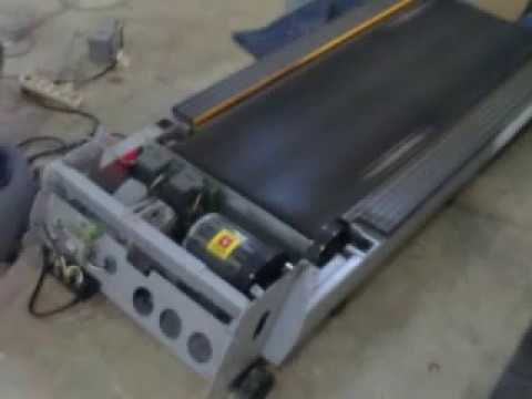 Reparer Ton Tapis Roulant Matrix 212611206363 Youtube