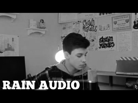 Shawn Mendes - Say Something COVER (RAIN + THUNDER)