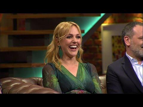Beyaz Show - Meryem Uzerli'den Kahkahalara Neden Olan Oha!
