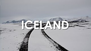 TRIP TO ICELAND IN WINTER – NORTHERN LIGHTS, VOLCANOES, AND GLACIERS – VLOG