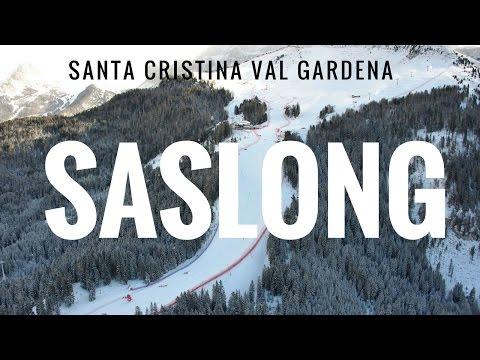 Santa Cristina di Val Gardena: pista Saslong