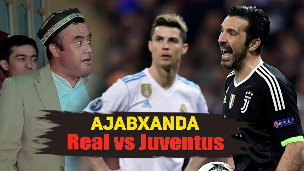 Ajabxanda 18-soni (Real Madrid va Juventus) (hajviy ko'rsatuv)