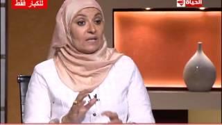 فيديو ـ هبة قطب تقدم 5 نصائح للشباب عن الجنس قبل الزواج