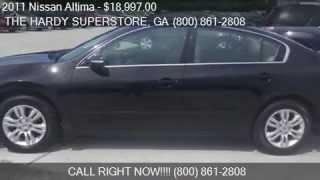 2011 Nissan Altima 2.5 SL 4dr Sedan for sale in Dallas, GA 3