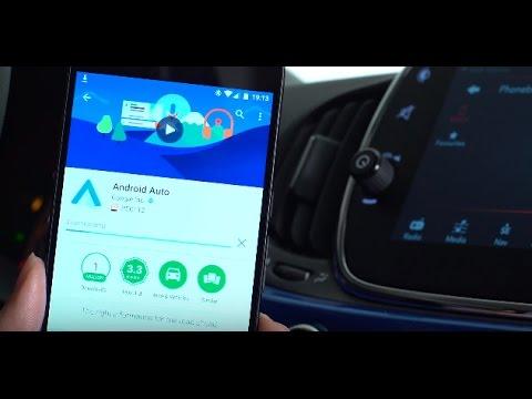 Fiat 500 Mirror - Musica - Android Auto