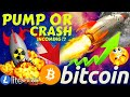 BITCOIN: PUMP AND BIG DUMP NOW ?!! PRICE EXPOSED!!!