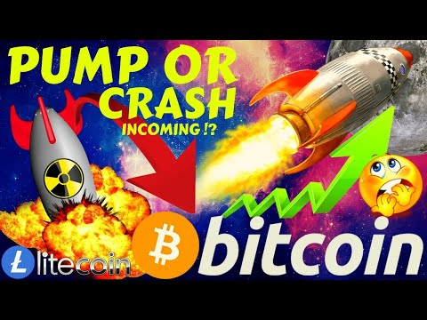 🔥 CONTINUE THE PUMP Or DUMP FOR BITCOIN And LITECOIN🔥btc Price Prediction, Analysis, News, Trading