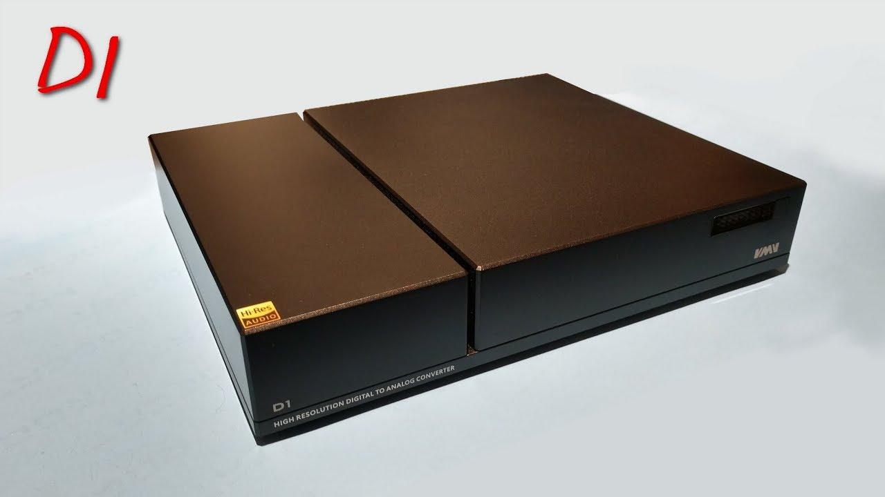 Z Review - $1,300 DAC     the SMSL _VMV_ D1