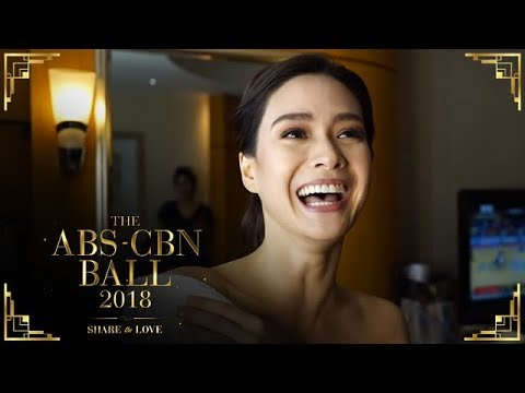 Behind The Scenes At The ABS-CBN Ball With Erich Gonzales | Metro.Style