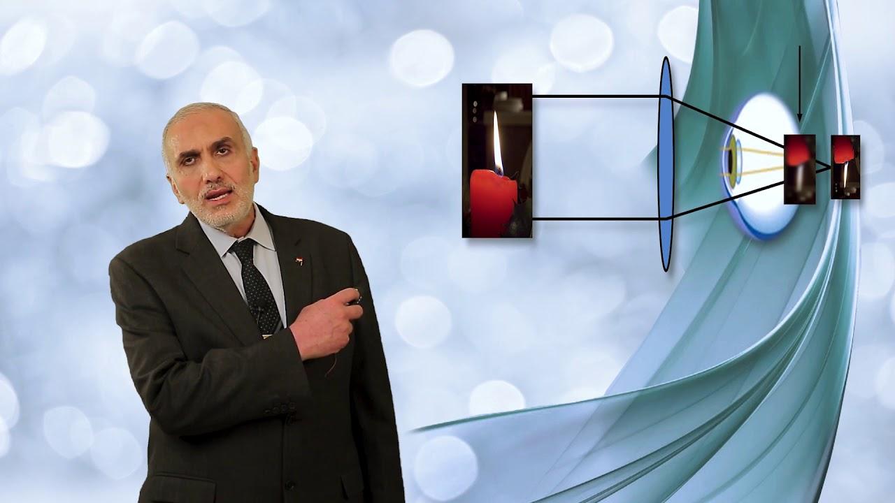 a látásélesség-teszt diagram mérete a látás kora