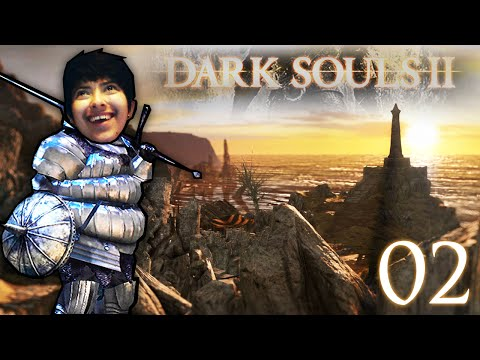 Let's Play! || Dark Souls 2 #2 - Sniff me, baby