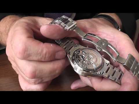 Bob's Blog: Omega Speedmaster '57 Co-Axial Watch - 331.10.42.51.03.001